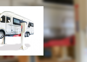 FREEDOMLIFT lifting Camper