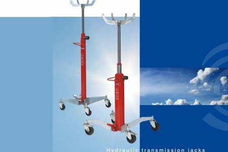 Mobile Column Lift Earthlift Stertil Koni